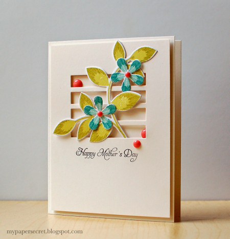 Embroidered Blooms - Cristina