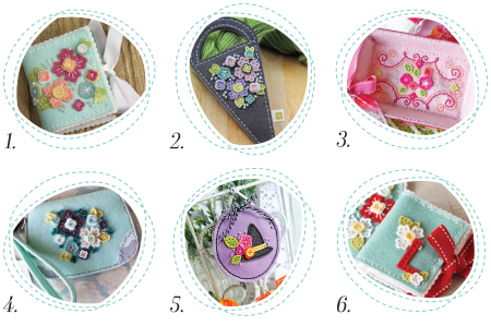Floral Cluster Round Up