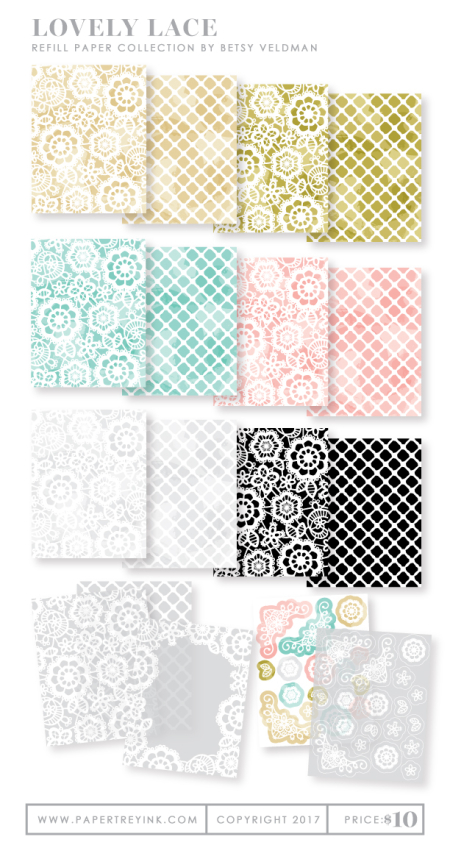Lovely-Lace-Refill-Paper-Collection
