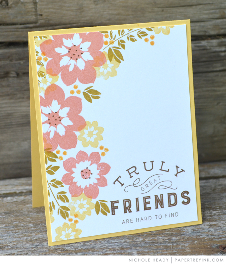 Great Friends Card