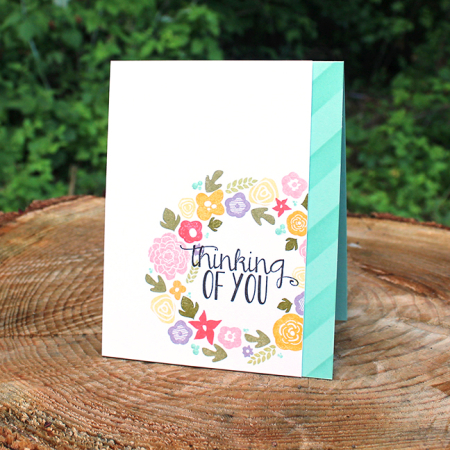 MIM 289 Thinking Of You Card