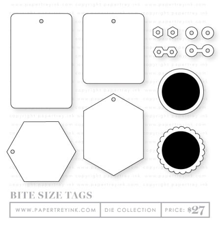 Bite-size-tags-dies