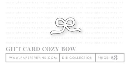 GIFTCARDCOZYBOW_DIE