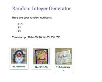 Random-numbers