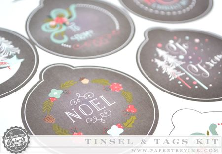 Pre-printed tags