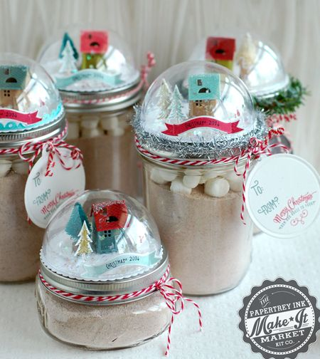Ornament jar examples