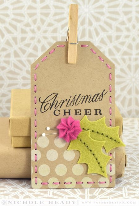 Christmas Cheer Tag