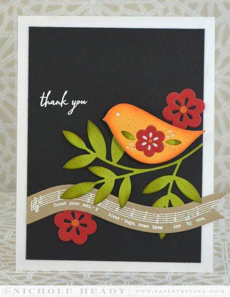 Thank You Blessings Card