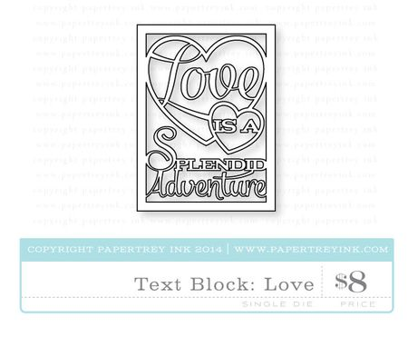 Text-Block-Love-die