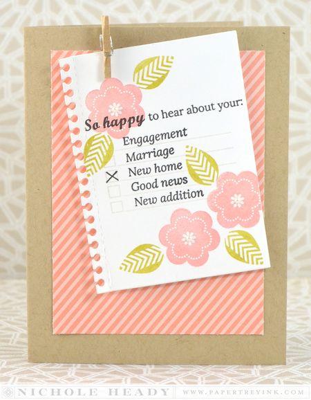 So Happy to Hear Card