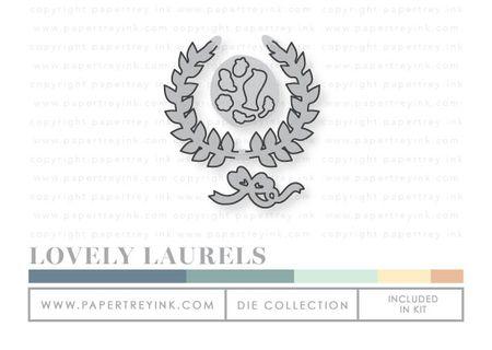Lovely-Laurels-dies