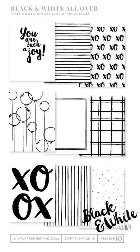 Black-&-White-All-Over-Paper