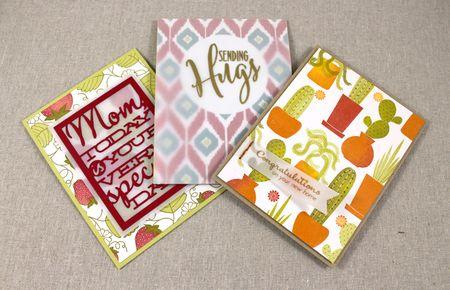 MIM 210 Vellum Card Trio 2