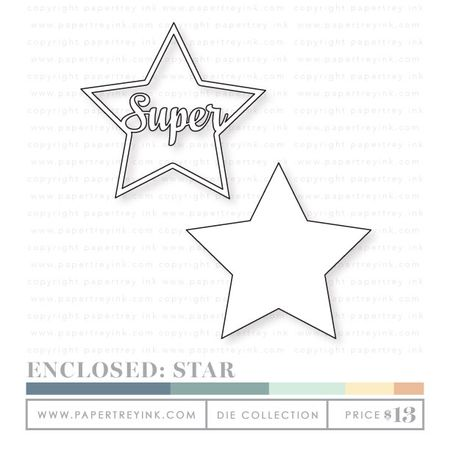 Enclosed-star-dies
