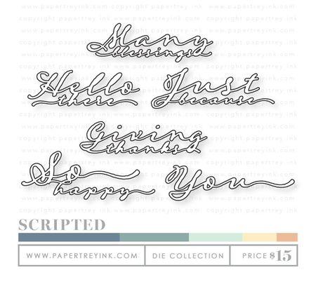 Scripted-dies