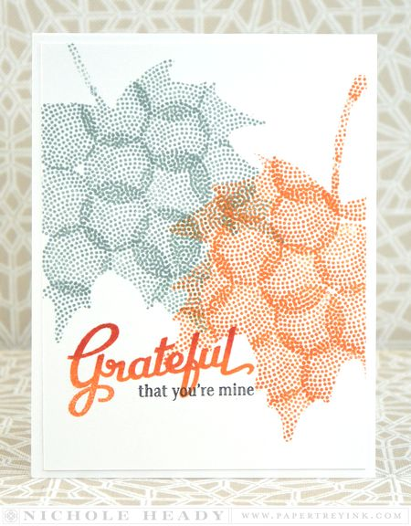 Grateful That You're Mine Card