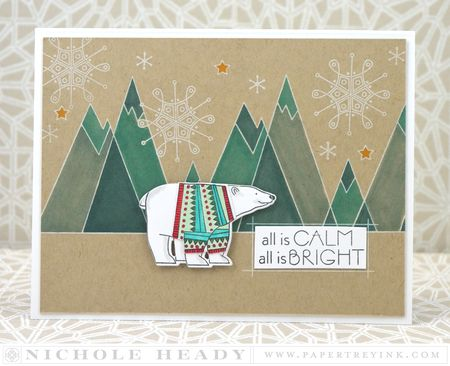 All is Bright Card