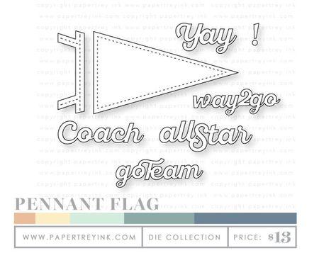 Pennant-Flag-dies