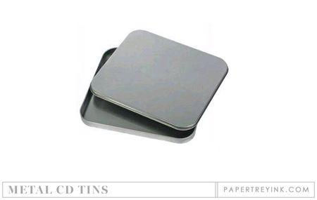 Metal-CD-Tin