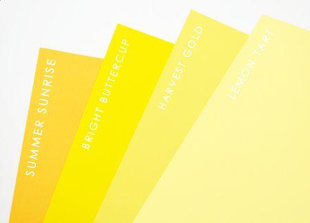 Color comparisons