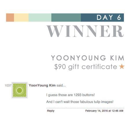 Day 6 YoonYoung