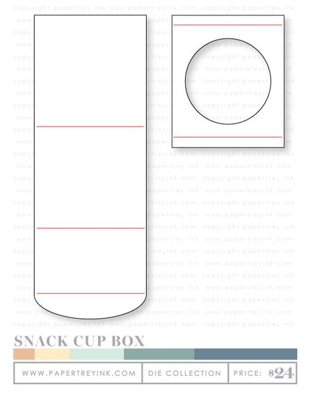 Snack-Cup-Box-dies