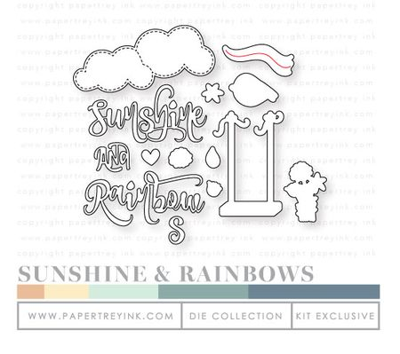 Sunshine-&-rainbows-dies