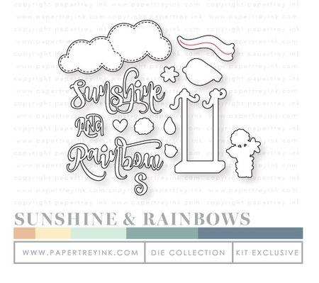 Sunshine-&-rainbows-dies