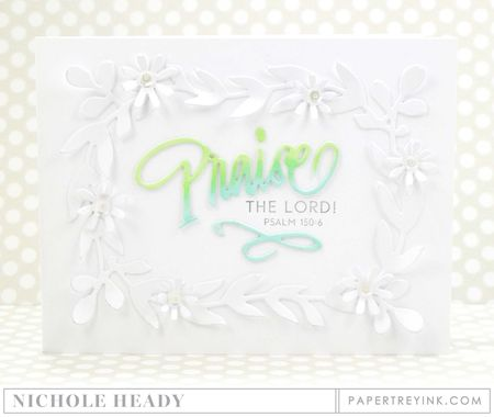 Praise the Lord Card