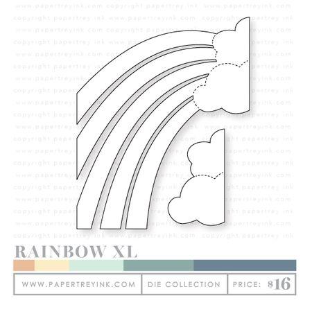Rainbow-xl-dies