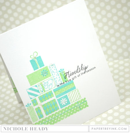 Gifts of Friendship Card