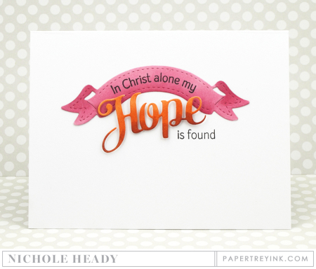 Hope is Found Card