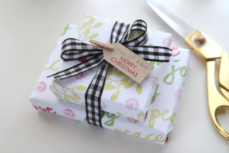 Wrappingpapergifts