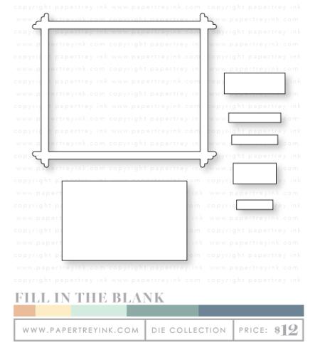 Fill-in-the-Blank-dies