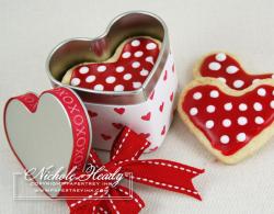 Small heart tins 3
