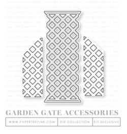 Garden Gate Accessories dies