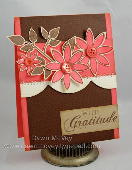 Beautiful Blooms - Dawn