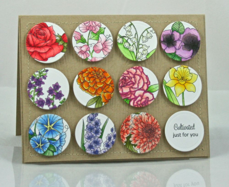 Year Of Flowers Collection - Andrea
