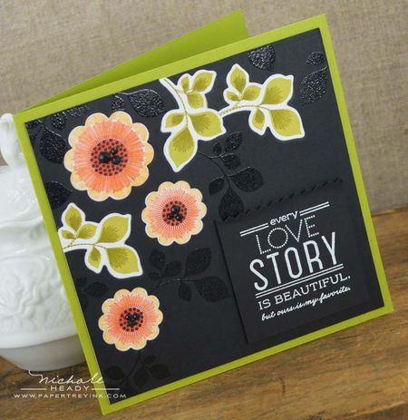 Embroidered Blooms - Nichole