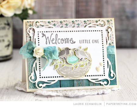Welcome Little One by Laurie Schmidlin
