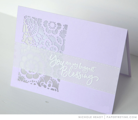 Blessing Card