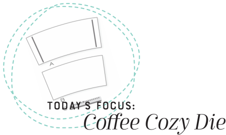 Coffee Cozy Focus Graphic