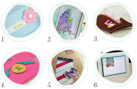 Stitching Rectangles Round Up