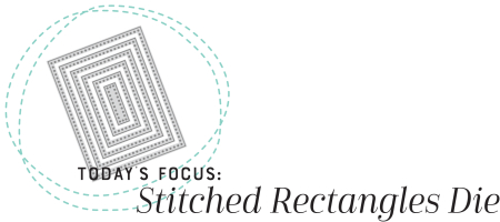 Stitching Rectangles Feature Graphic