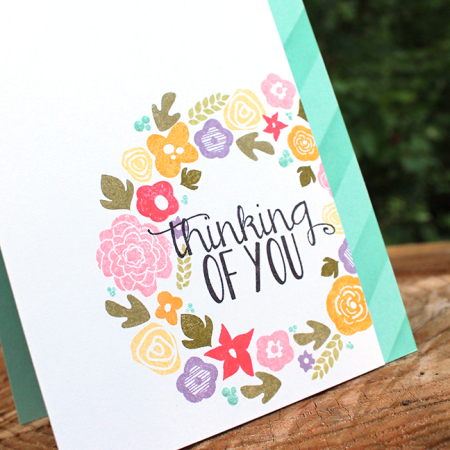 MIM 289 Thinking Of You Card 2
