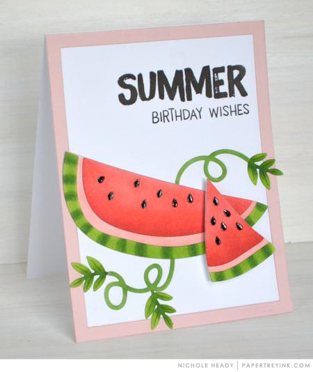 Summer Birthday Card