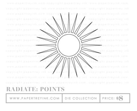 Radiate-points-die