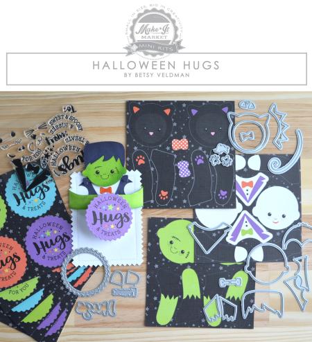 Halloween Hugs Kit
