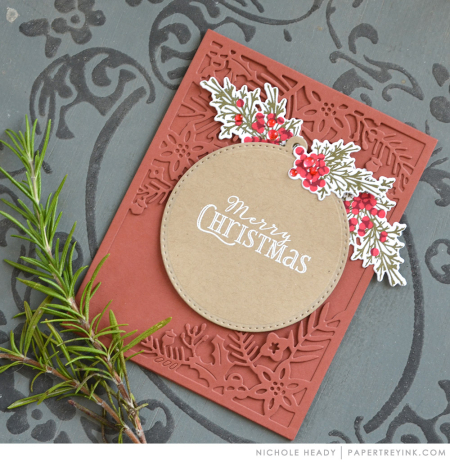 Layered Berries Card