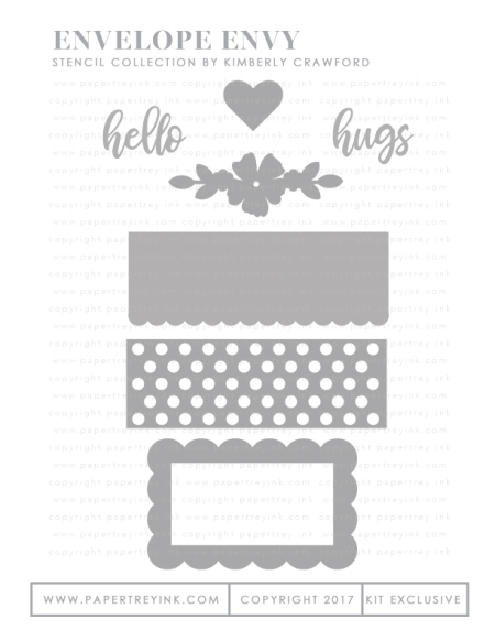 Envelope-Envy-stencils